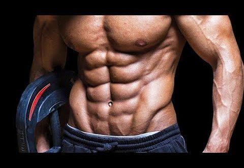 تمارين عضلات البطن لمدة 10 دقائق