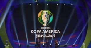 كوبا اميركا: القرعة ومواجهات نارية تنتظر كل المنتخبات المشاركة