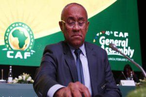 رئيس الاتحاد الأفريقي لكرة القدم يعلن ترشحه لولاية ثانية لرئاسة الكاف