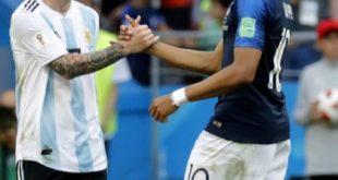 برشلونة يدخل سباق ضم مبابي لتعويض ميسي