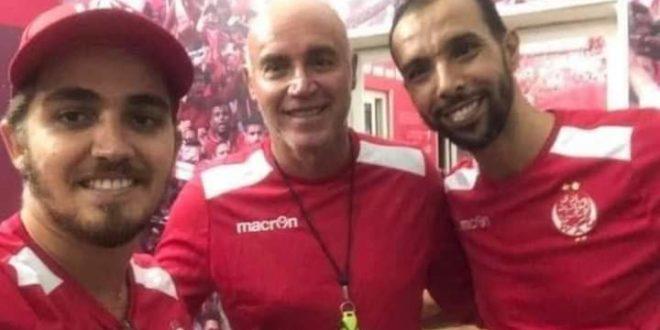 سعيد الناصيري يفاجىء مدربي ولاعبي فريق الوداد الرياضي