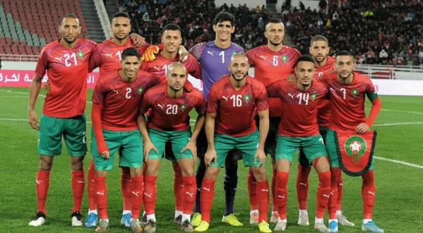 المنتخب الوطني المغربي يواجه نظيره الكونغولي والسنغالي