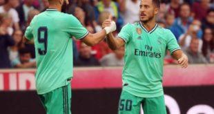 الحالة التي يعيشها ريال مدريد، قبل مواجهة إنتر ميلان في دوري أبطال أوروبا