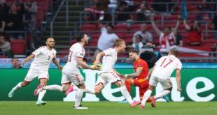 الدنمارك تسحق ويلز في طريقها إلى ربع النهائي