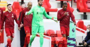 استقرار ليفربول على بديل لاعبه السابق الهولندي جورجينيو فينالدوم،